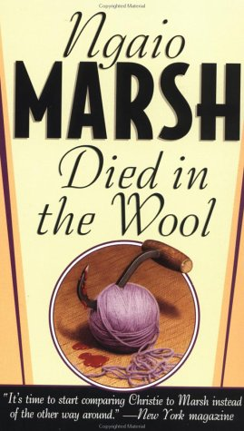 9780312966041: Died in the Wool (Inspector Roderick Alleyn Mysteries)
