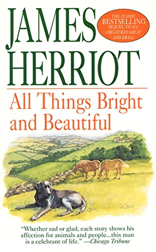 9780312966195: All Things Bright and Beautiful (All Creatures Great & Small)