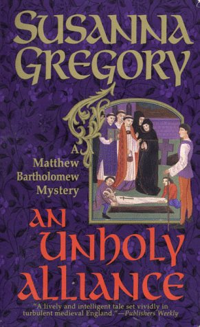 9780312966317: An Unholy Alliance (Matthew Bartholomew Mysteries)