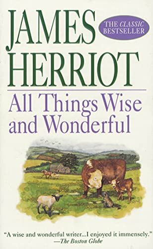 9780312966553: All Things Wise and Wonderful (All Creatures Great & Small)