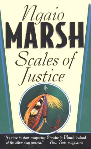 9780312966713: Scales of Justice (Inspector Roderick Alleyn Mysteries)
