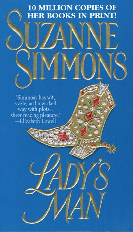 Lady's Man: Simmons, Suzanne