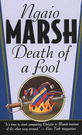 Death of a Fool (A Roderick Alleyn: Ngaio Marsh