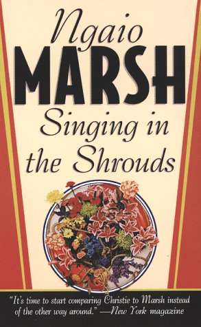 9780312968885: Singing In The Shrouds
