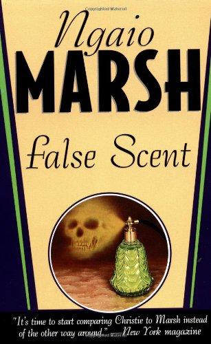 9780312968984: False Scent