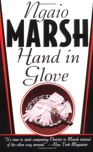 9780312969080: Hand In Glove (Dead Letter Mysteries)