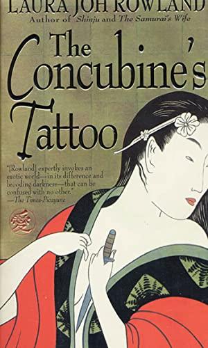 9780312969226: The Concubine's Tattoo (Sano Ichiro Novels)