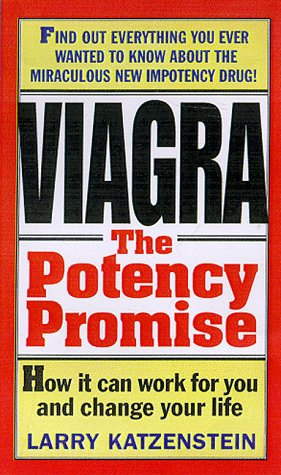 9780312969295: Viagra the Potency Promise: The Potency Promise