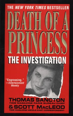 9780312969332: Death of a Princess: The Investigation