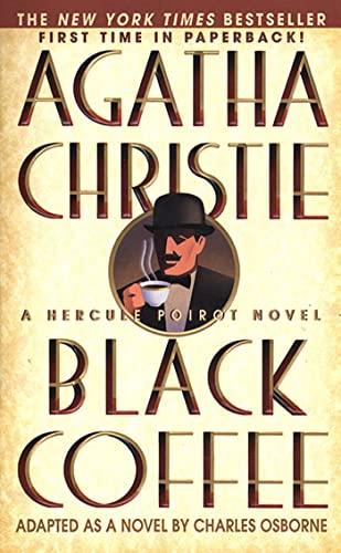 9780312970079: Black Coffee: A Hercule Poirot Novel (Hercule Poirot Mysteries)