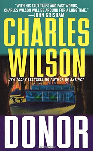 Donor (0312970285) by Charles Wilson