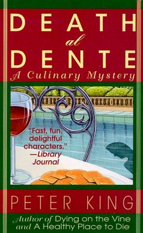 9780312970383: Death al Dente: A Gourmet Detective Mystery (Culinary Mysteries)
