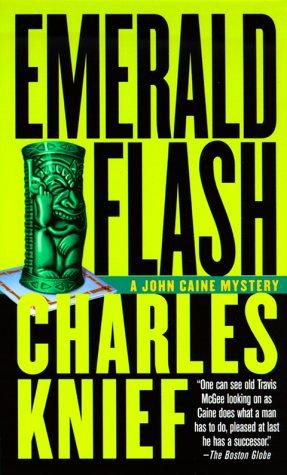 9780312970581: Emerald Flash (John Caine Mysteries)