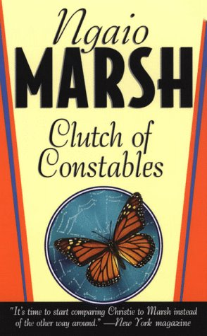9780312970840: Clutch of Constables (St. Martin's Dead Letter Mystery)