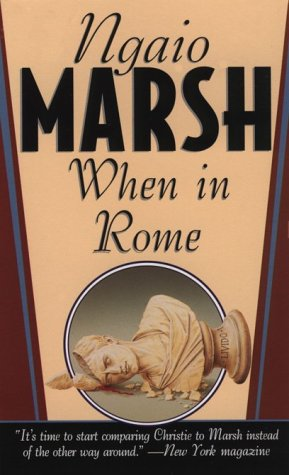 9780312970970: When in Rome (St. Martin's Minotaur Mysteries)