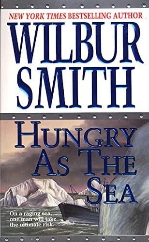 9780312971076: Hungry as the Sea: A Novel
