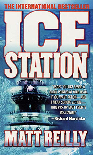9780312971236: Ice Station (Scarecrow Series)