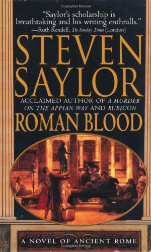 9780312972967: Roman Blood: A Novel of Ancient Rome (Novels of Ancient Rome)