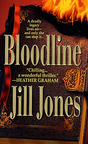 Bloodline: Jones, Jill