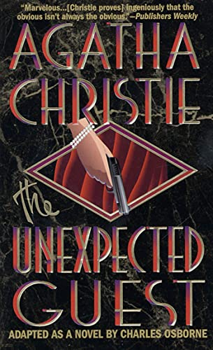 9780312975128: The Unexpected Guest (St. Martin's Minotaur Mysteries)