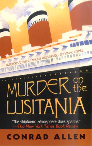 9780312975715: Murder on the Lusitania