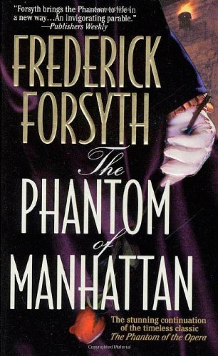 9780312975852: Phantom of Manhattan