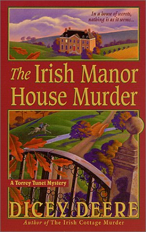 9780312976453: The Irish Manor House Murder: A Torrey Tunet Mystery (Torrey Tunet Mysteries)