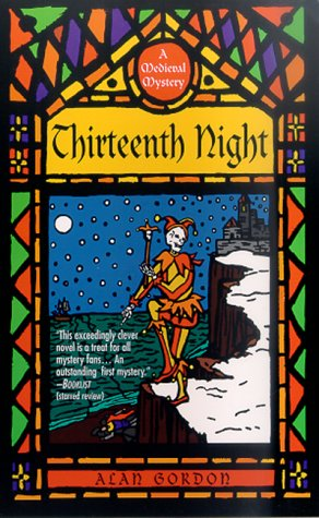 9780312976842: Thirteenth Night: A Medieval Mystery (Fools' Guild Mysteries)