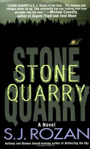9780312977030: Stone Quarry (Bill Smith/Lydia Chin Novels)