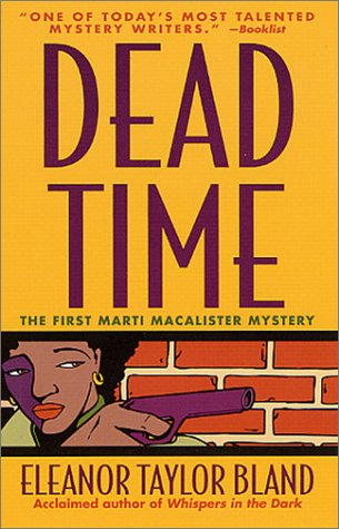9780312977191: Dead Time (Marti Macalister Mysteries)