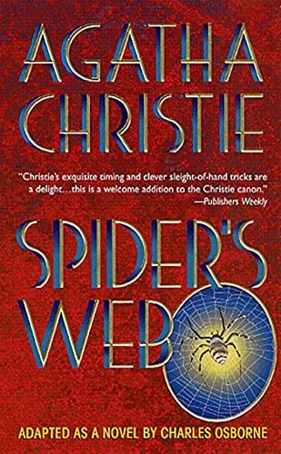 9780312979508: Spider's Web