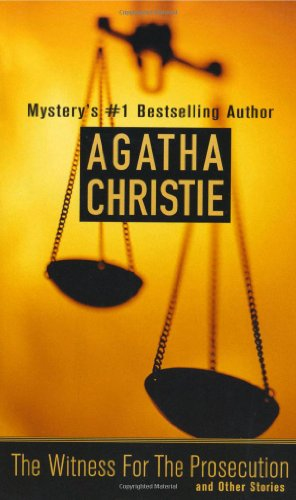 9780312979737: The Witness for the Prosecution (St. Martin's Minotaur Mysteries)