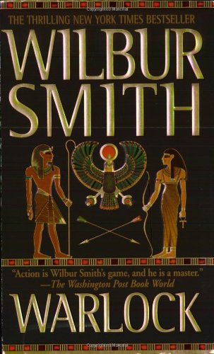 9780312980382: Warlock: A Novel of Ancient Egypt (Novels of Ancient Egypt)