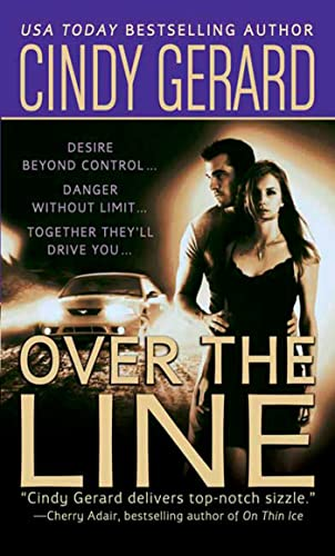 9780312980993: Over the Line (The Bodyguards, Book 4)