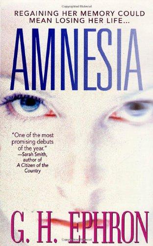 9780312981242: Amnesia (Peter Zak Mysteries)