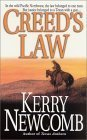 9780312981280: Creed's Law (The Texas Anthem Series)