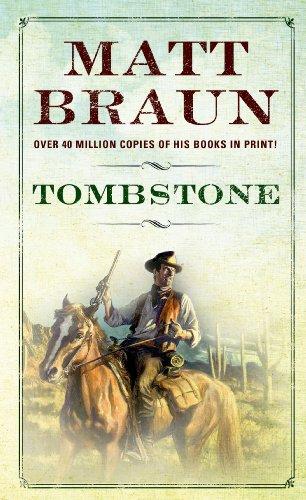 9780312981778: Tombstone: A Luke Starbuck Novel (Luke Starbuck Novels)