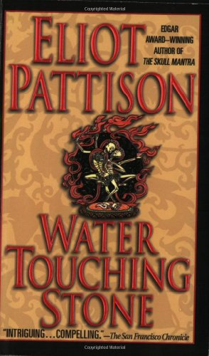 9780312982171: Water Touching Stone (Inspector Shan Tao Yun Novels)