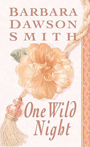 9780312982294: One Wild Night (Kenyon Family Novels)