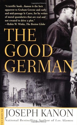 9780312982539: The Good German