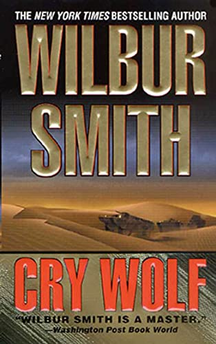 9780312982584: Cry Wolf