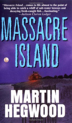 9780312983154: Massacre Island: A Novel (St. Martin's Minotaur Mysteries)