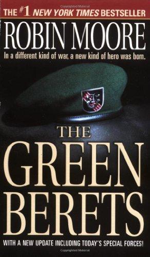 an interpretation of robin moores book the green berets