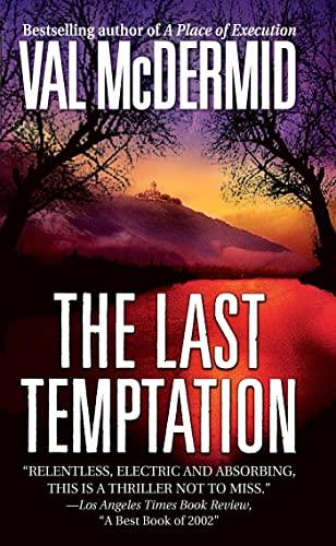 9780312986315: The Last Temptation (Dr. Tony Hill and Carol Jordan Mysteries)