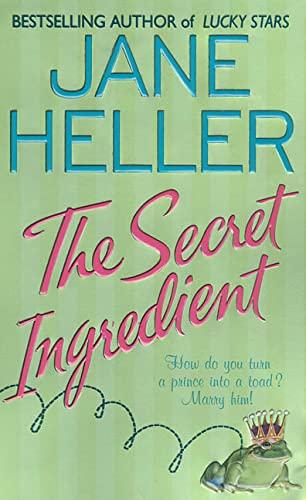 9780312986735: The Secret Ingredient: A Novel
