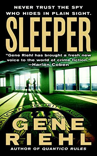 9780312987732: Sleeper (Puller Monk Novels)