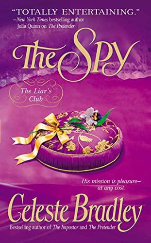 9780312987848: The Spy (Liars Club, Book 3)