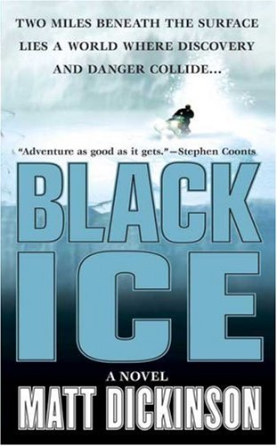 9780312989323: Black Ice