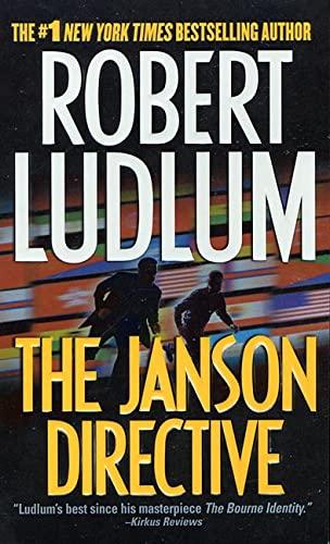9780312989385: The Janson Directive