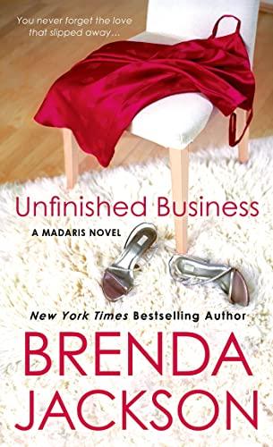 9780312989989: Unfinished Business: A Madaris Novel (Madaris Family Novels)